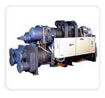 Water Cooled Screw Chillers R134A